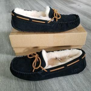 UGG Dakota Water-resistant Suede Slippers